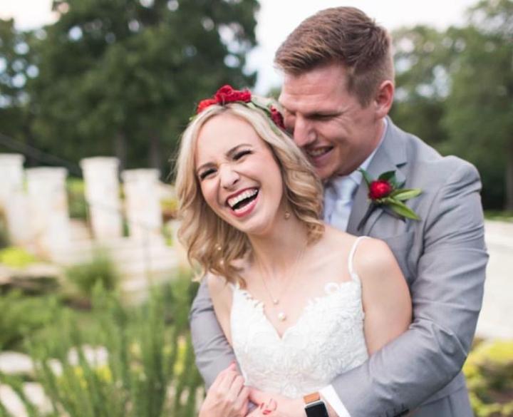 Courtney & Brad Heathcock Wedding