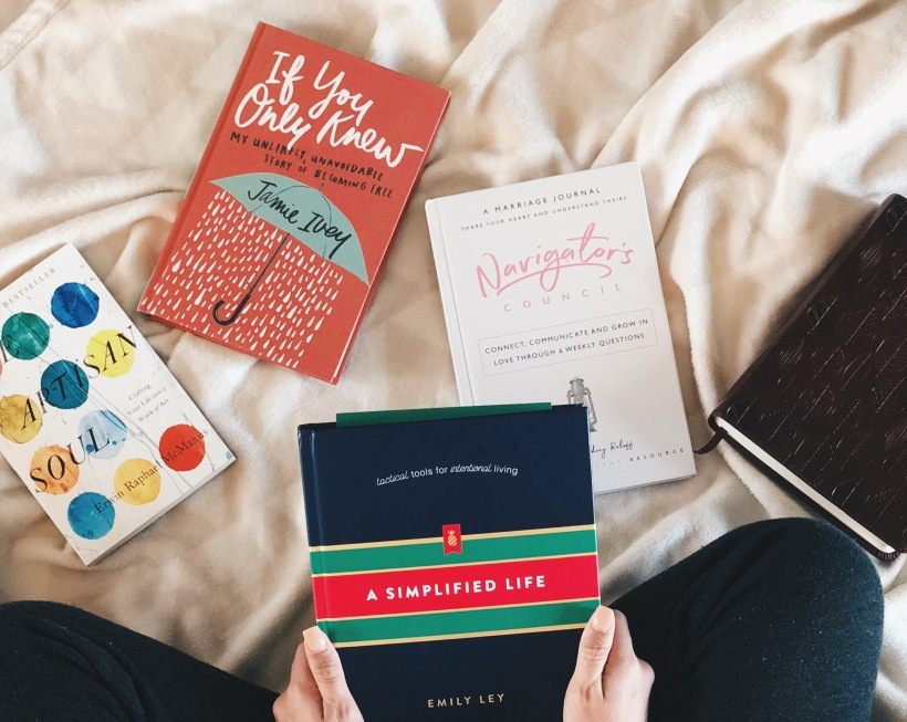 Friday Five: 5 Books I'm Currently Reading