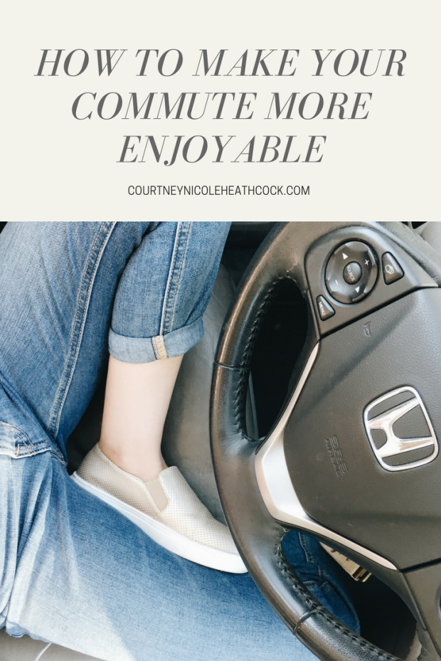 How to Make Your Commute More Enjoyable