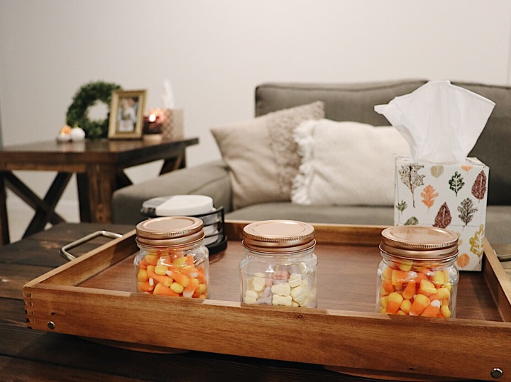 3 Practical Ways to Decorate for Fall | Courtney Nicole Heathcock Blog