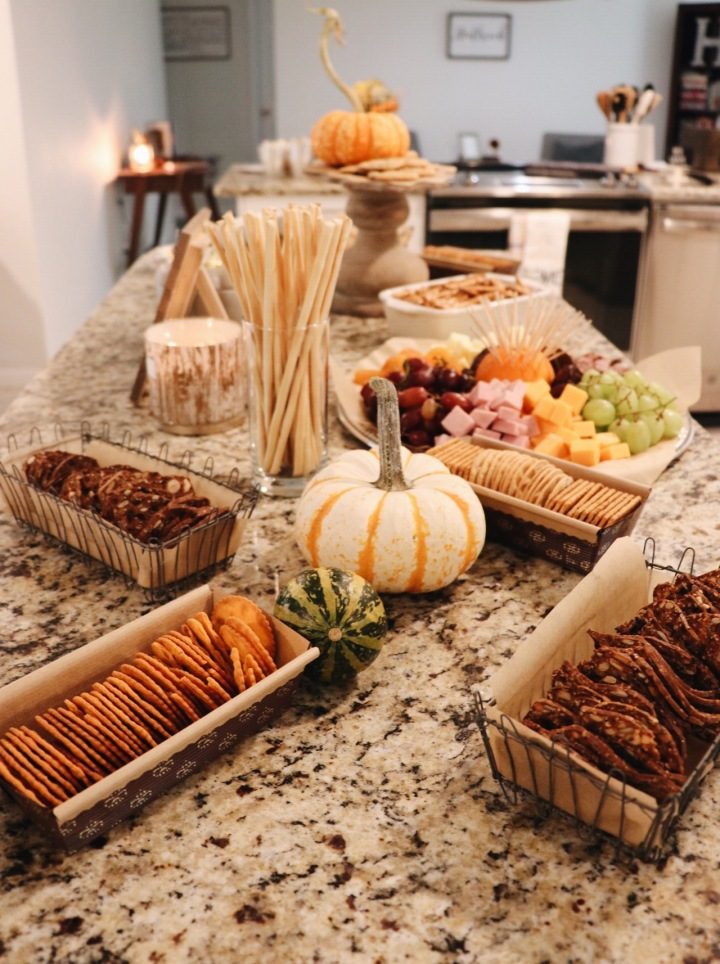 How to Throw a Fall Housewarming Party
