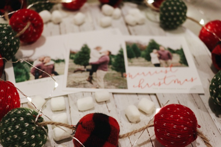 Our Merriest Christmas Cards with Minted