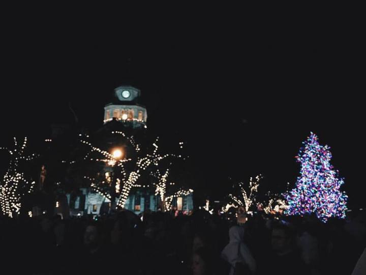The Ultimate Guide to Christmas in North Texas | Courtney Nicole Heathcock Blog